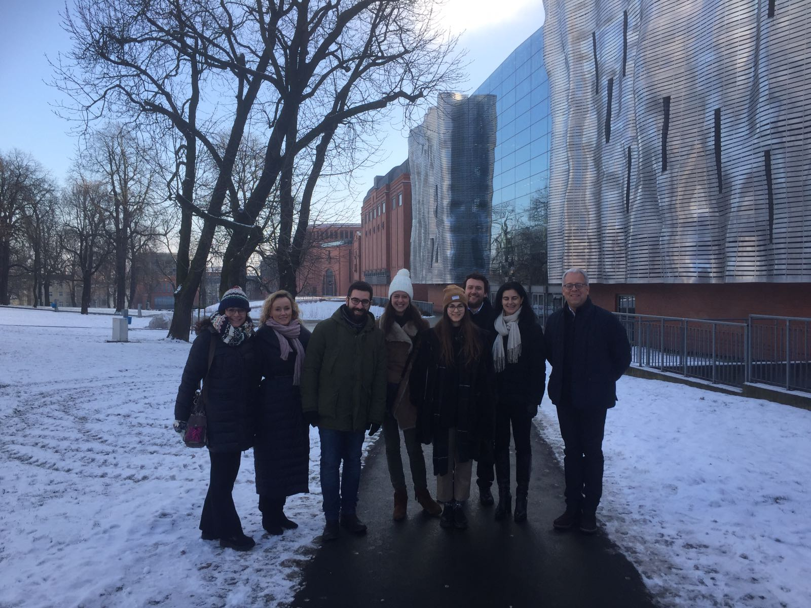 Kick off Meeting in Poznan 17-18 January 2017