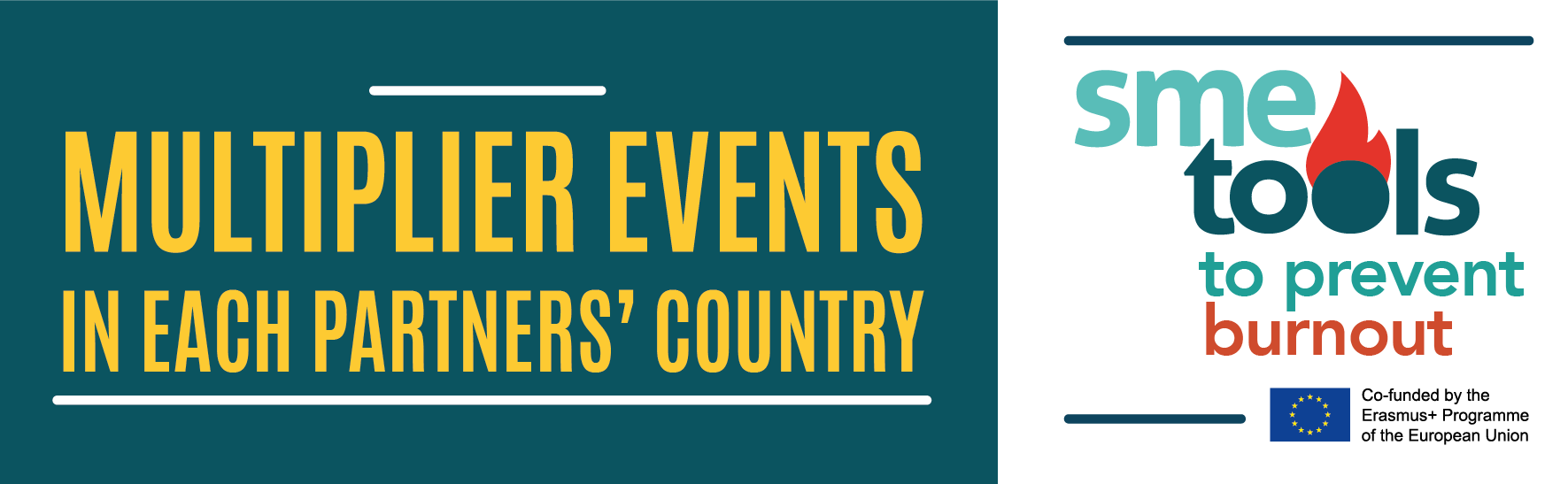 Multiplier Events in each partners' country – Final Newsletter